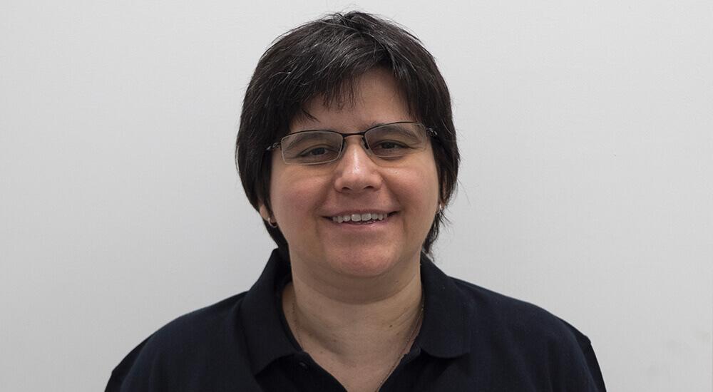 Angela Damilano, assistente di sala