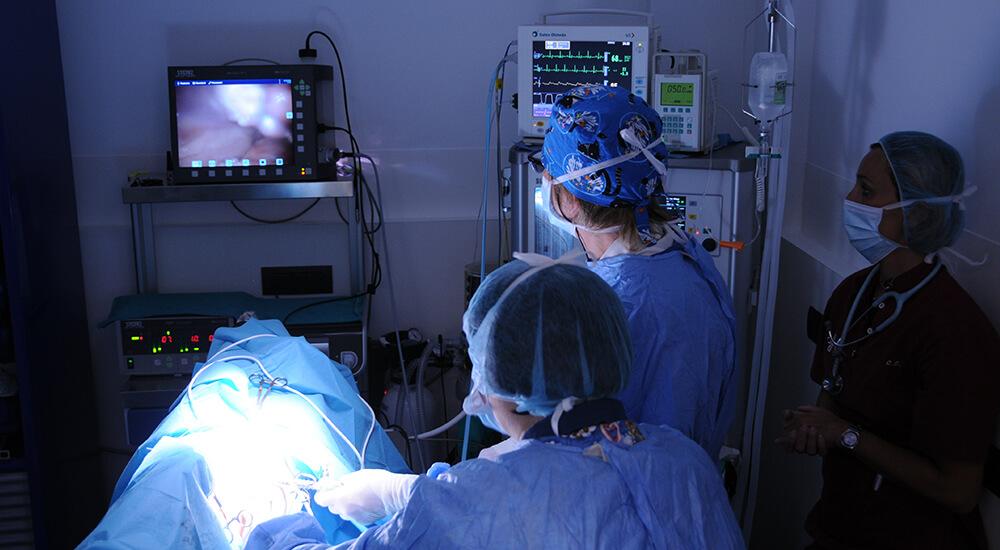 Chirurgia mininvasiva